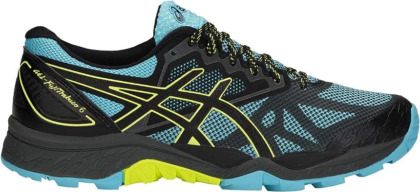 Trail shoes asics trabucco mujer talla 39.5 EU: Amazon.es ...