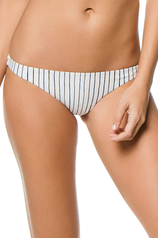 Vitamin A Women's Bolero Stripe Luciana Hipster Bikini Bottom
