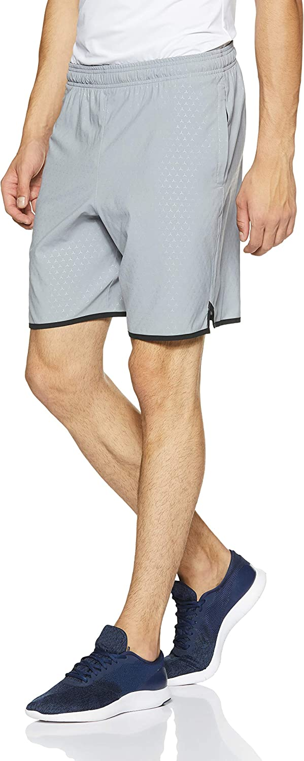 Under Armour Mens Qualifier Printed Shorts
