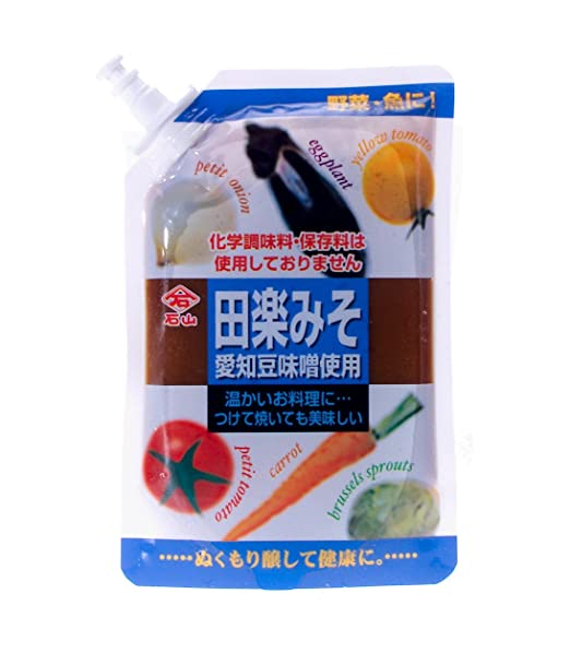 Ishiyama Miso Salsa de Soja Nueva Miso de cocción dengaku ...