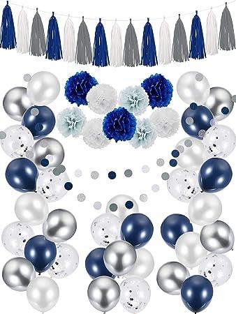 Amazon.com: 66 piezas de decoración para fiestas, incluye ...