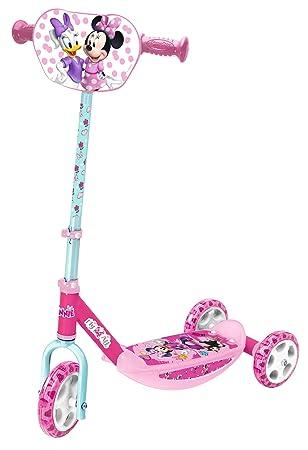 Smoby 750167 – Mickey Mouse y Amigos Minnie Roller, 3 Ruedas