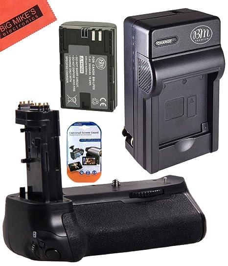 Batería de repuesto empuñadura BG-E16 para Canon EOS 7d Mark II ...