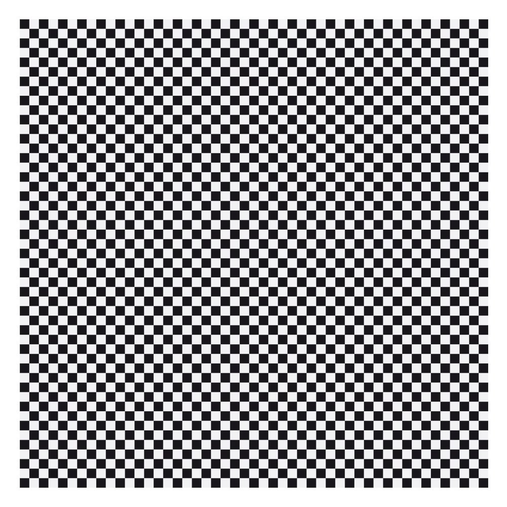 Hoffmaster 110855 Basket Liner/Sandwich Wrap, Black and White Check, 12'' x 12'' (Pack of 2000)