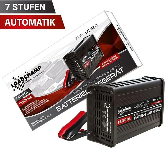 CTEK Batterie Ladegerät MXS 7.0 12 V 7 Ampere Blei-Säure-Batterien AGM und GEL