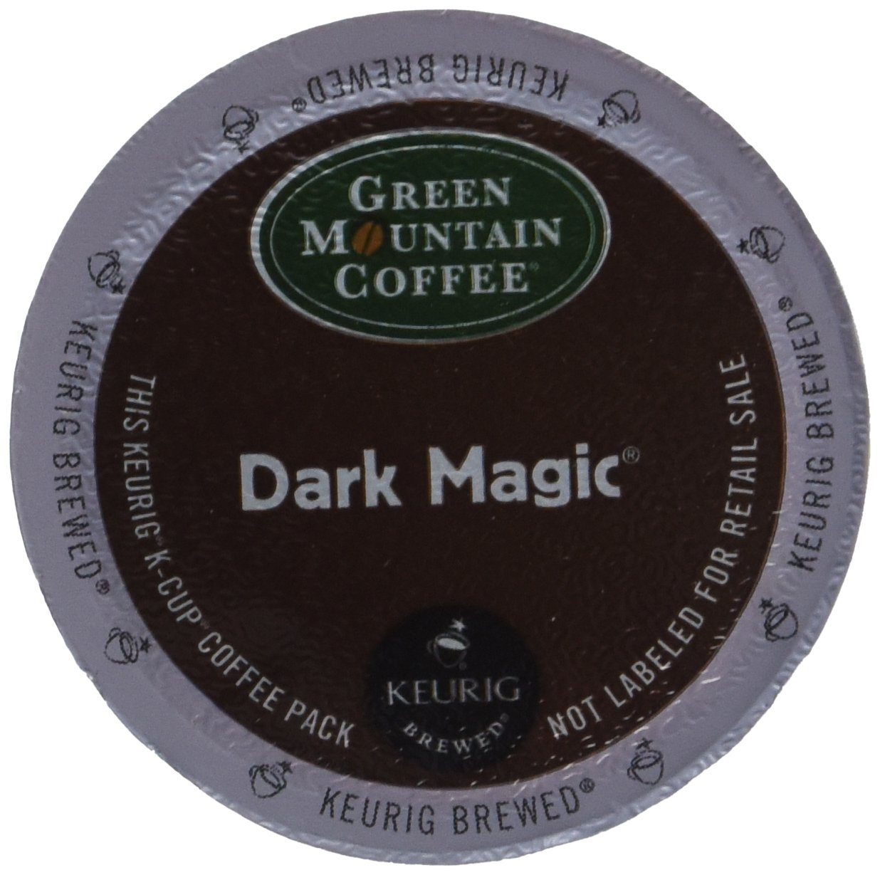Green Mountain Coffee, Dark Magic (Extra Bold), 96-Count K-Cups for Keurig Brewers by Green Mountain Coffee