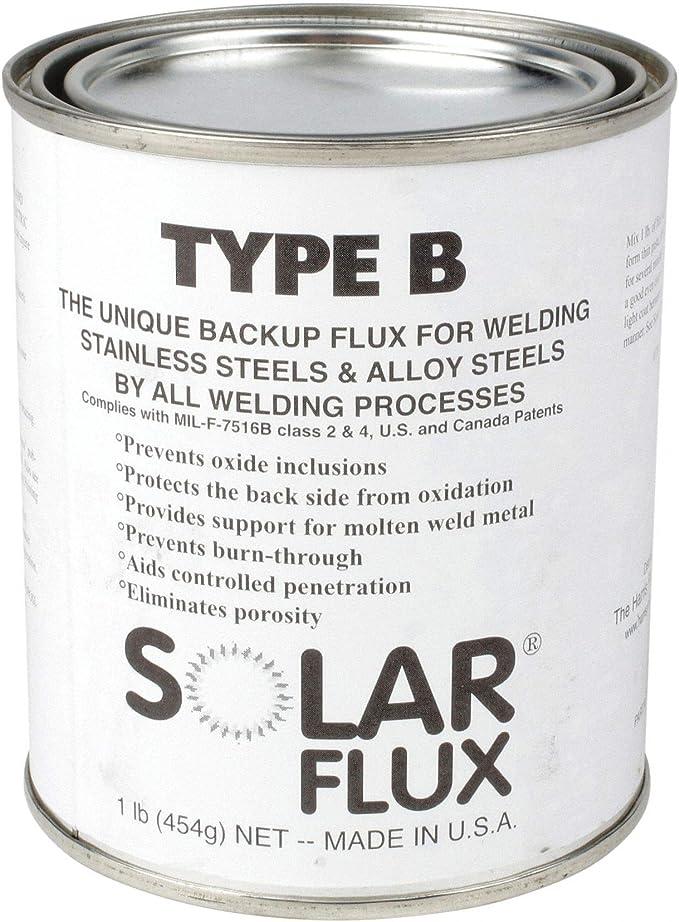 Weldcote Metals Solar Flux Type B 1Pound Can
