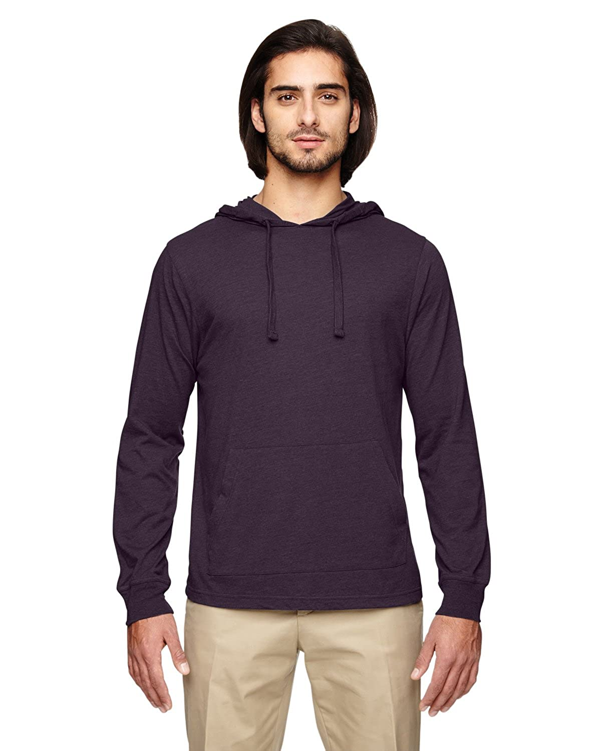 Bul A Product of econscious Unisex 4.25 oz Blended Eco Jersey Pullover Hoodie