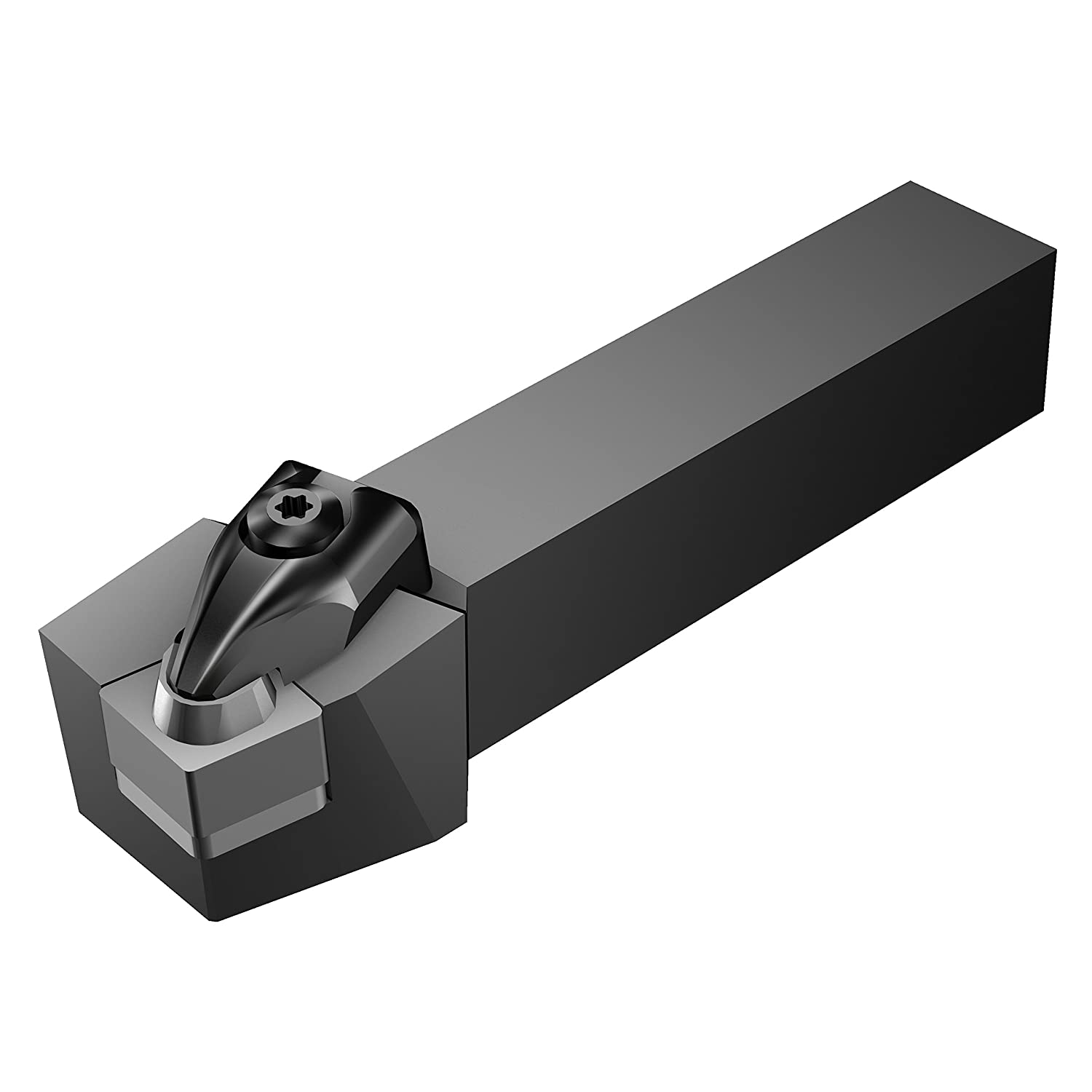 Sandvik Coromant CCRNR 204DM1-4 Steel CoroTurn RC Rigid Clamp Tool Holder Right Hand Cut 1.250 Shank Width