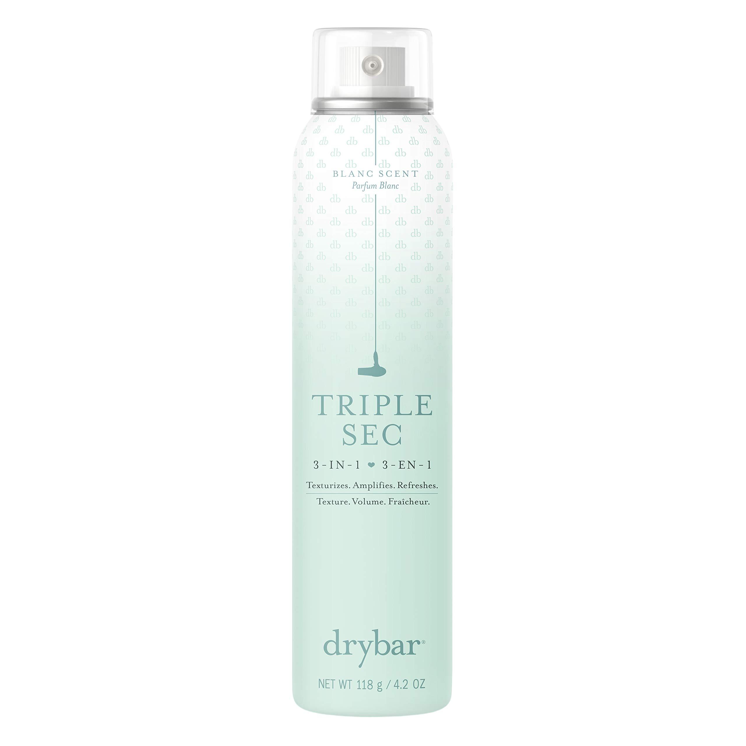 Drybar Triple Sec 3-in-1 Finishing Spray (Blanc Scent) 4.2 ounces