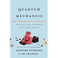 Quantum Mechanics: The Theoretical Minimum (English Edition)
