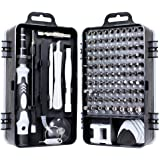 precision screwdriver set,FomaTrade 115 in 1 Professional Screwdriver Set, Multi-function Magnetic Repair Computer Tool…