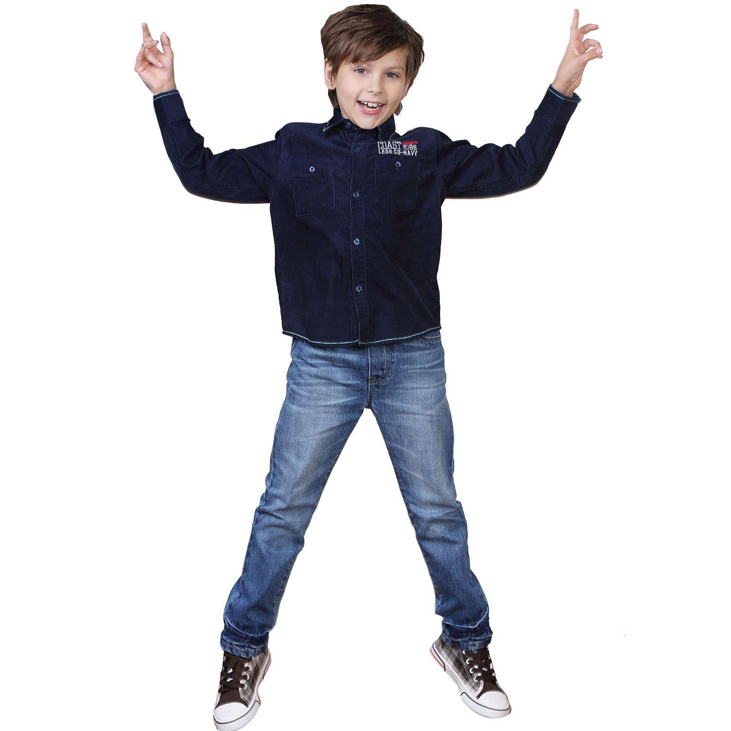 8dab041d8a Leo&Lily Boys Jeans Jeans: Amazon.ca: Clothing & Accessories