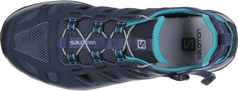 SALOMON Ellipse Cabrio, Chaussures de Randonnée Basses Femme