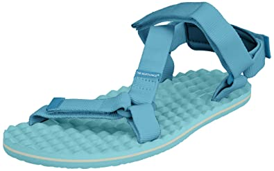 2103f122c3 THE NORTH FACE Damen W Base Camp Switchback Sport Sandalen, Grey (Storm  Canal Blue