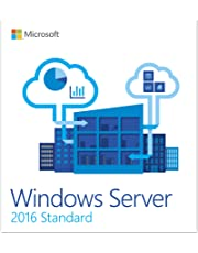OEM Windows Server 2016 (CAL) 1 Client User Licenses|Standard|1|N/A|Windows|Download