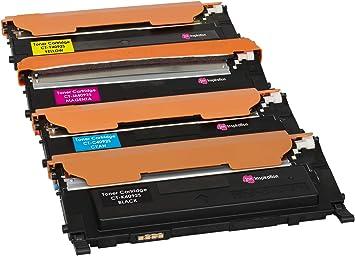 4 Tóners compatibles para Samsung CLP-310 CLP-310N CLP-315 CLP ...