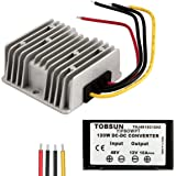 Golf Cart Power Voltage Converter 48V to 12V 10A 120W Waterproof Buck Converter For Cart and LED Strip Light
