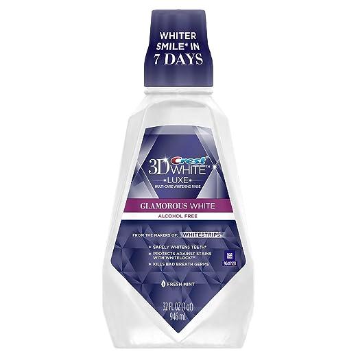 best teeth whitening mouthwash