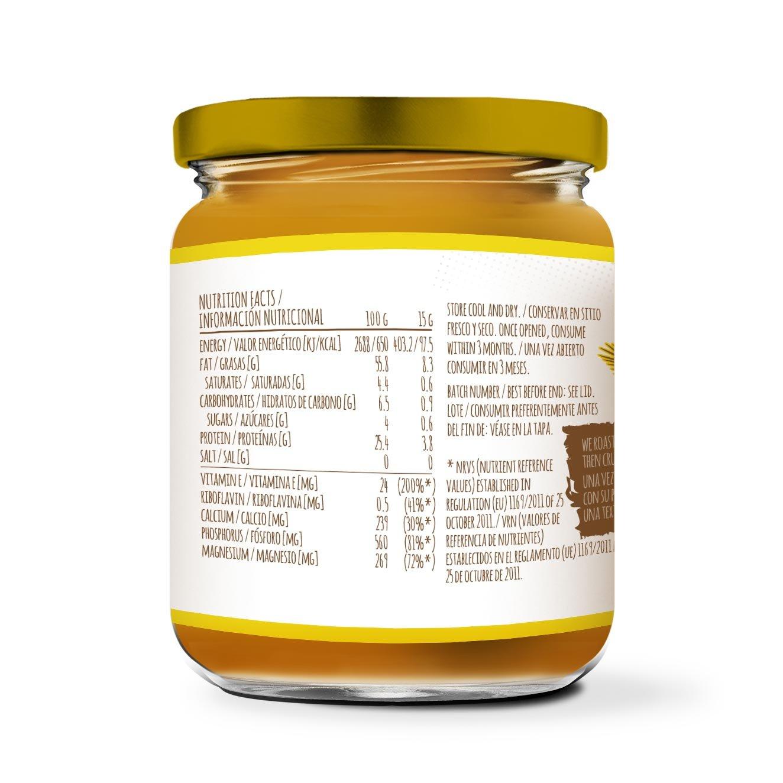 HSN Sports Mantequilla de Almendras con Textura Crujiente - 250 gr: Amazon.es: Salud y cuidado personal