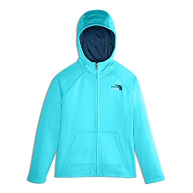 75a03985e43 The North Face Girl's Surgent 2.0 Full Zip Hoodie