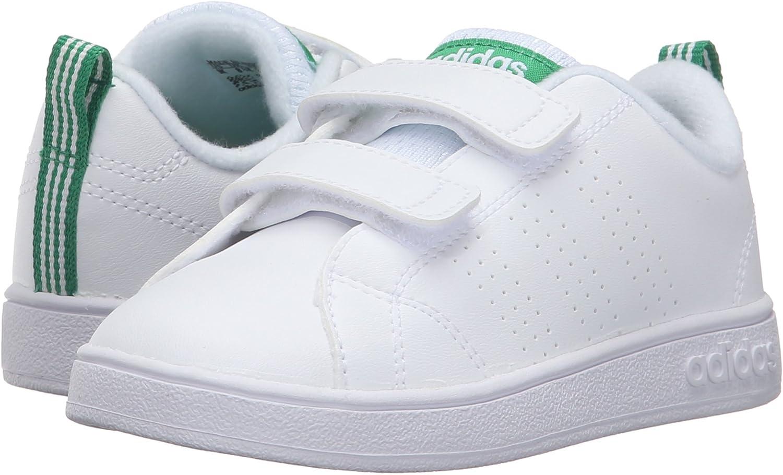 Amazon.com | adidas NEO Boy's VS ADVANTAGE CLEAN CMF INF Shoe ...