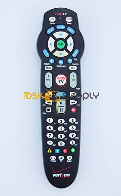 Adib00arlkw8m verizon fios tv replacement remote control version.