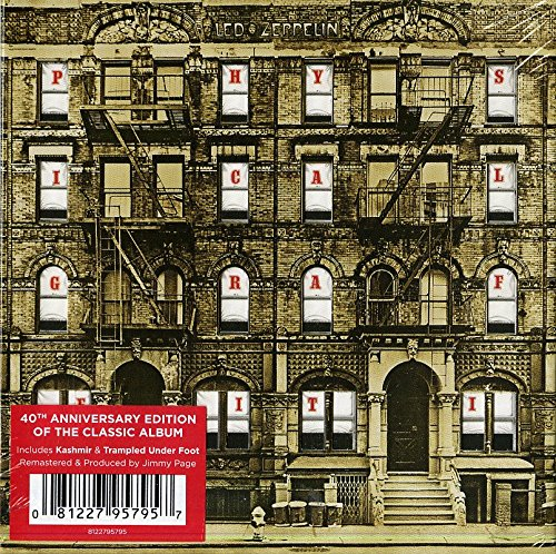 Original album cover of Physical Graffiti (Remastered) by Led Zeppelin