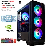 DASEEN GAMING PC CPU i5,i7/GTX1650,GTX1660,RTX2060,RTX2070S,RTX2080S/256G,512G SSD+1TB HDD/RAM 8G,16G,32G,64G.NEW MODEL…
