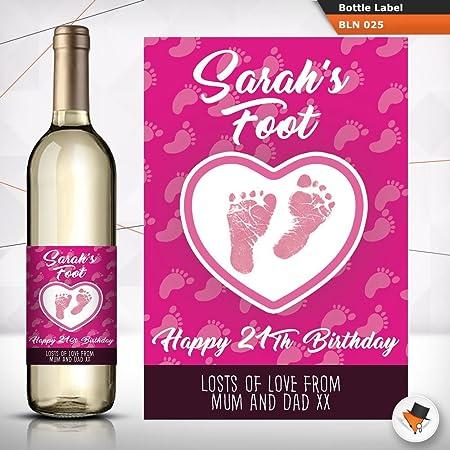 baby foot wine
