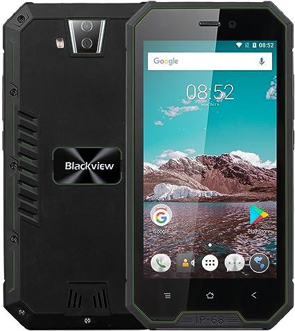 Blackview BV4000 Pro - Teléfono móvil Smartphone, sin contrato, 3 G, 4,7 pulgadas, IP68, Android 7.0,