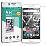 YU Yunicorn Tempered Glass Screen Guard Protector Ultra Strong (9H)-Slim by Skin4Gadgets with Gift Card of Rs.200.
