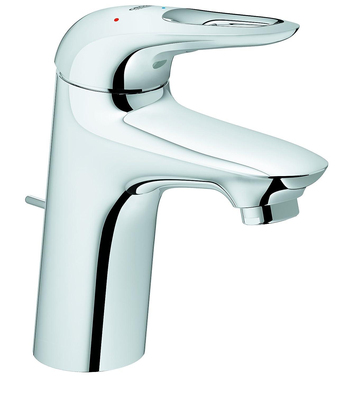 Grohe Eurostyle 23374003 Basin Mixer (Silver, Chrome Finish): Amazon ...