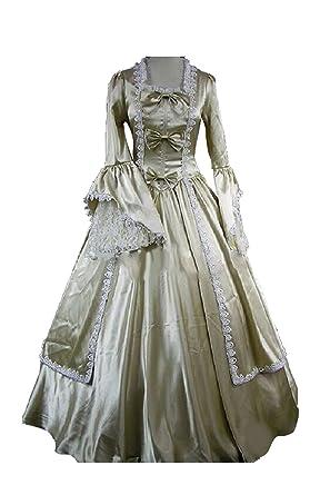 Medieval Masquerade Dresses