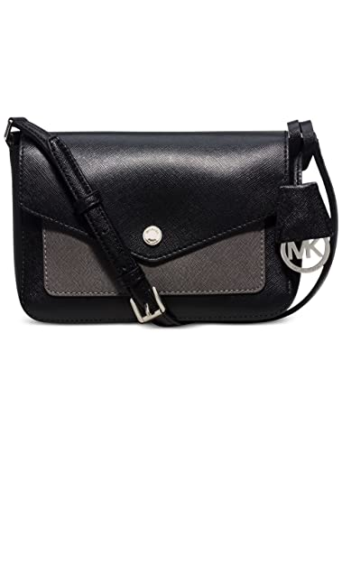 33159b6d7fdc Image Unavailable. Image not available for. Color: MICHAEL Michael Kors  Womens Greenwich Small Crossbody ...