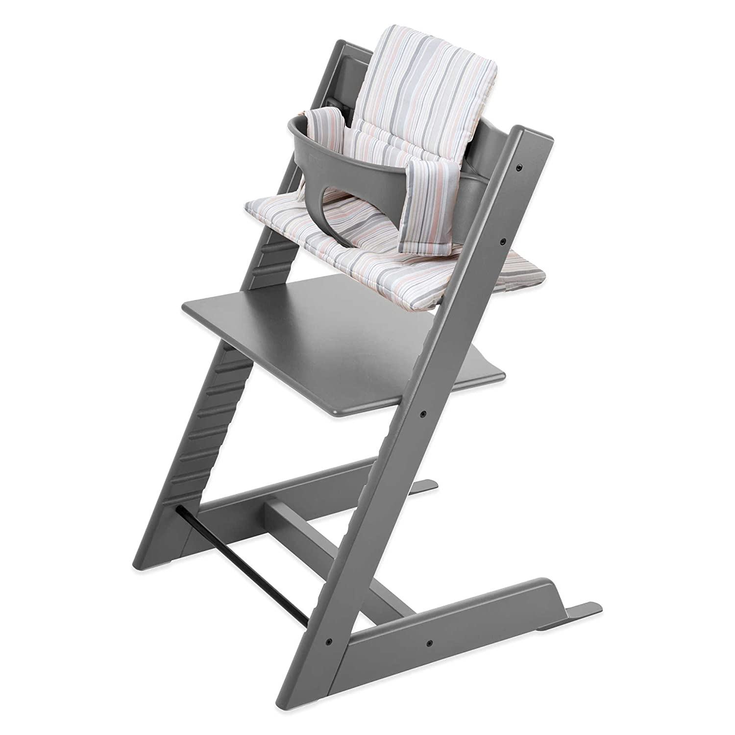 Amazon Stokke Tripp Trapp High Chair plete Bundle in Grey