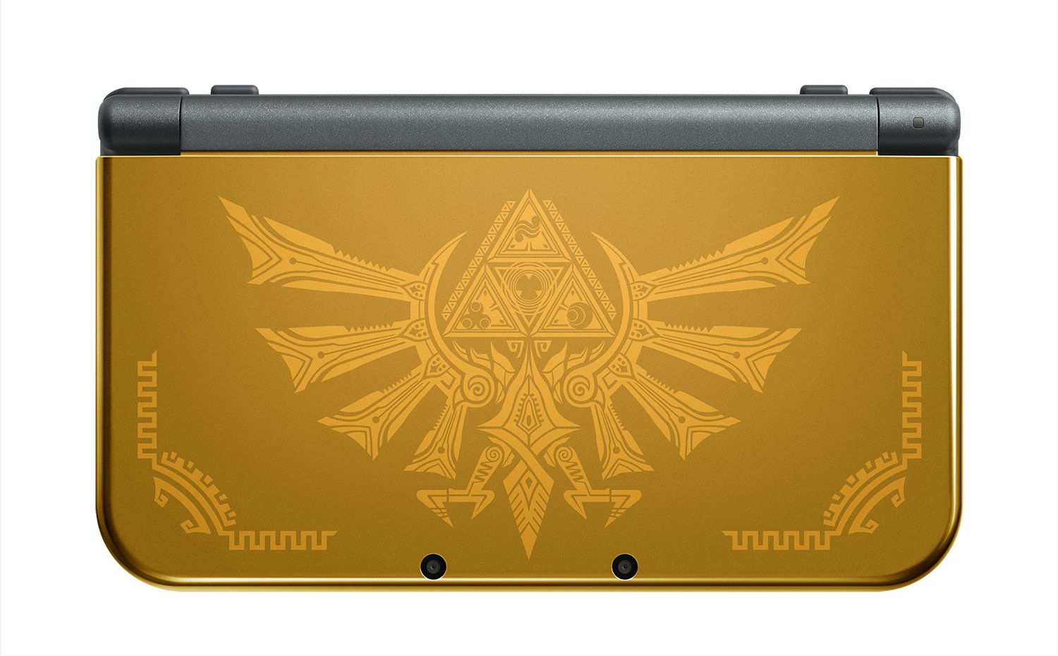 New Nintendo 3DS LL Hailar edition (Japanese Imported Version - only plays Japanese version games) [Japan Import] by 任天堂 (Image #2)