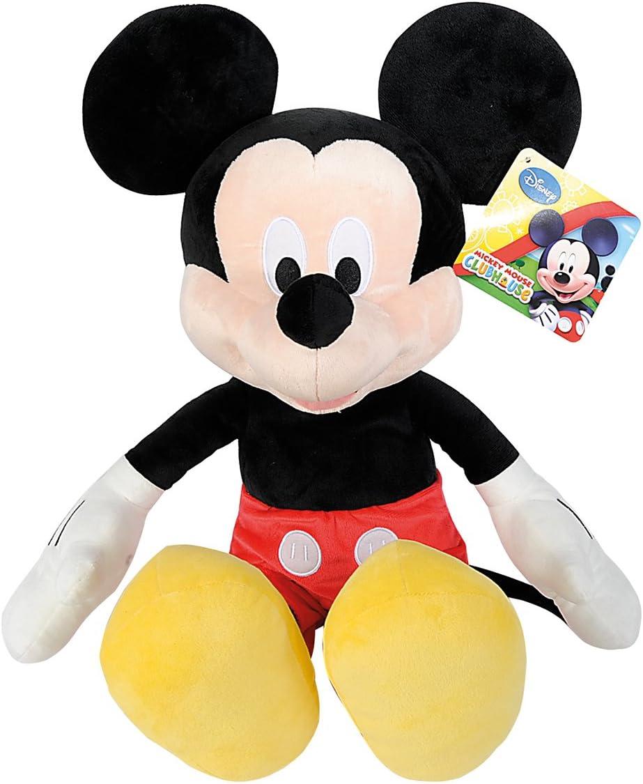 Simba 6315878710pro Disney–Peluche de Mickey, 61cm