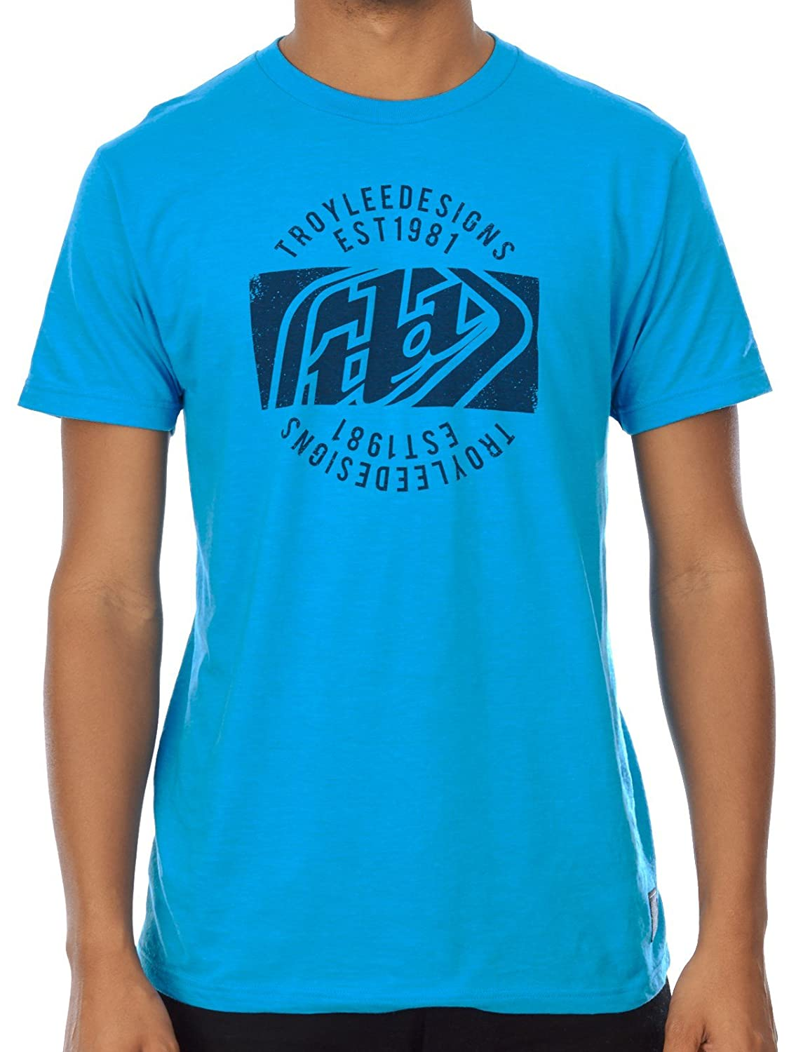 Troy Lee Designs Deep Turquoise Double Time T-Shirt