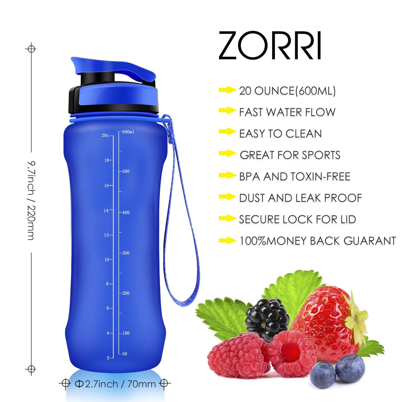 Botella de agua deportiva de 800 ml/1000 ml, a prueba de fugas, sin BPA, respetuosa con el medio ambiente, plástico para bebidas, mejores botellas de agua ...