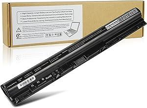 Futurebatt M5Y1K Notebook Battery 14.8V 38Wh for Dell Inspiron 3451 3551 5558 5758 Vostro 3458 3558 Inspiron 14 3458 5451 5455 5459 15 3451 3552 3558 5555 5559 5755 N3451, P/N: 1KFH3 WKRJ2 GXVJ3 HD4J0