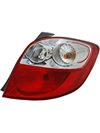 OE Replacement Tail Light Assembly TOYOTA MATRIX 2009-2013 (Partslink TO2800182)