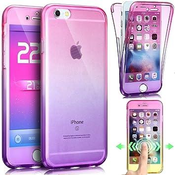 coque double gel iphone 6