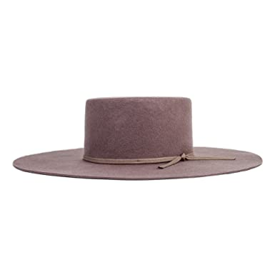 a0b408ad37ea2 Brixton Buckley Womens Hat - Brown - Small  Amazon.co.uk  Clothing