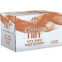 Vodka Cruiser Sugar Free Mango Raspberry 4.6% 24 x 275mL Bottles