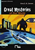 Great Mysteries Of Our World. Book (+CD) (Black Cat. reading And Training)