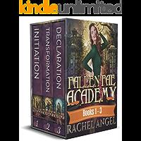 Fallen Fae Academy Box Set 1 Part 1 (Books 1 – 3)