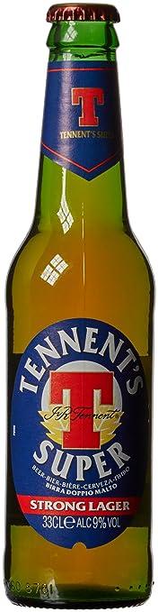 21 opinioni per Tennent'S Birra Bottiglia Ml.330