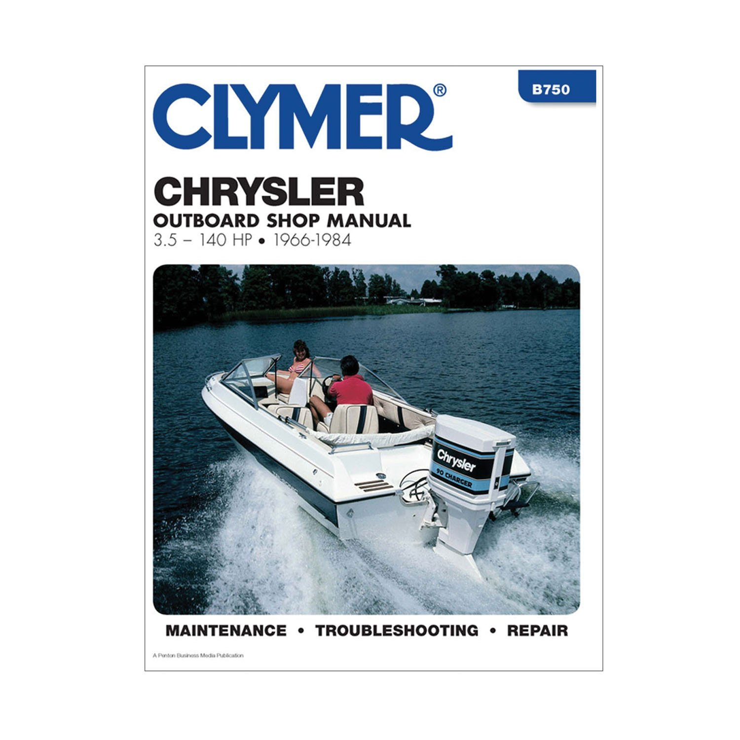 Amazon.com : Clymer Chrysler 3.5-140 HP Outboards 1966-1984 : Boating Water  Sports : Sports & Outdoors