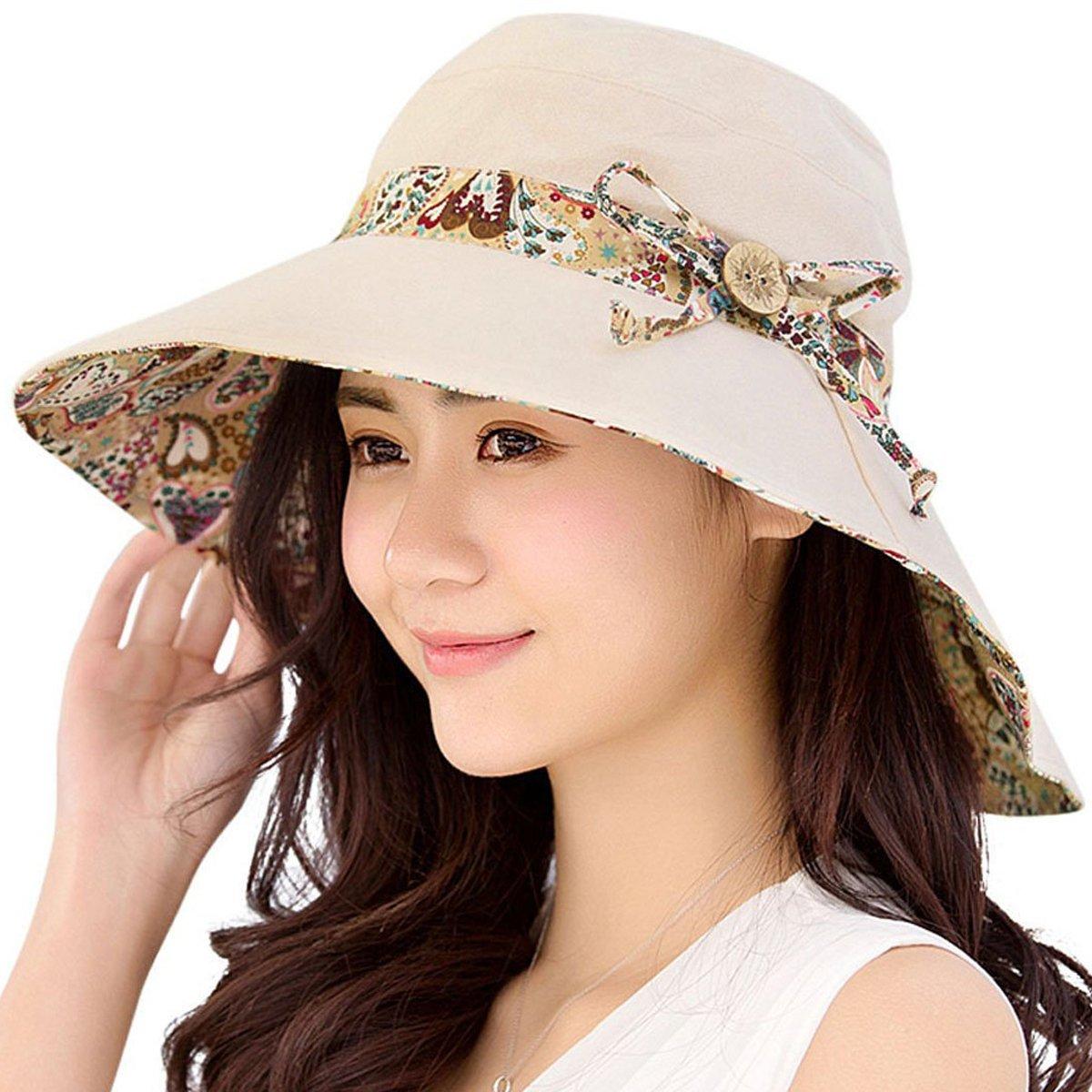 a51970ca67a HAPEE Womens Sun Hat